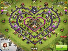 Cute design. Clash of clans.