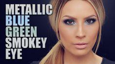 #desiperkins #desimakeup #urbandecay #makeuptutorial #metallic #clubbin