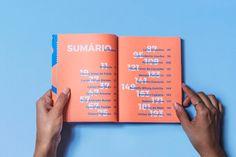 Design editorial layout inspiration behance new Ideas Magazine Layout Design, Book Design Layout, Design Poster, Print Layout, Page Layout, Portfolio Design, Mise En Page Portfolio, Design Editorial, Editorial Layout
