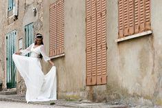 Vestido de novia, Teresa Palazuelo