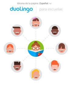 Crea y aprende con Laura: Duolingo, ahora para escuelas