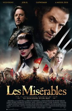 Less Miserable than that movie was LOL Les Miserables, I Love To Laugh, Make Me Smile, Lol, Superwholock, Great Movies, Just For Laughs, Laugh Out Loud, The Funny