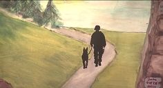 Healing through art. A gallery of art by veterans, helping them overcome PTSD.