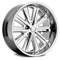 chip foose wheels | FOOSE® - ASCOT Polished