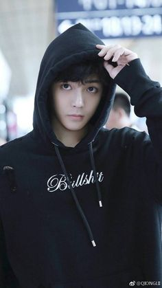 Chinese Gender, Chinese Boy, Cute Love Pictures, Boy Pictures, Singer One, Pretty Korean Girls, Korean Boys Ulzzang, Cool Hairstyles For Men, Boy Models