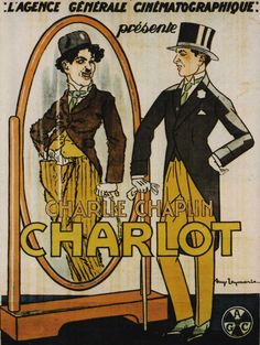 "Charles Chaplin in ""Charlot"" (1915)"