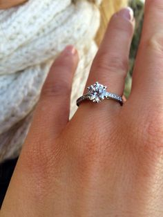 Thanks @77Diamonds - she said yes and absolutely loves the ring.