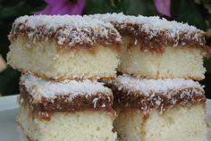 Czech Recipes, Ethnic Recipes, Pecan Pralines, Sweet Cakes, Christmas Candy, Vanilla Cake, Tiramisu, Ham, Food And Drink