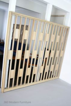 Mid-Century-Modern-Screen-Room-Divider-Partition-Retro-Vintage-Wall-Geometric