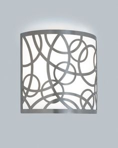 Boyd Lighting | Fixtures | Fixture Catalog | Circolo 12 x 12 Sconce