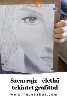 Tudod mi a titka az élethű szem rajzolásának? Kattints és megmutatjuk!