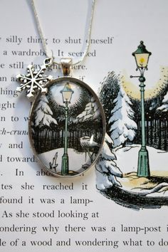 http://www.etsy.com/listing/84617067/narnia-the-lamp-post-winter-wonderland