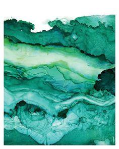 Facettenreiches Grün! Kerstin Tomancok / Farb-, Typ-, Stil & Imageberatung