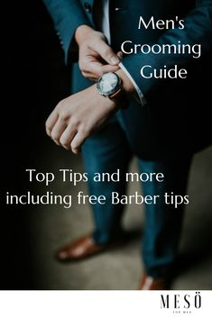Men's grooming guide that will help you to look better and improve your chances with the opposite sex! Lots of great tip's and videos including top tips on how to get the perfect haircut at the barbers. Barber Tips, Best Barber, Barber Shop, Beard Look, Beard Style, Style Men, Best Beard Oil, Beard Grooming, New Haircuts