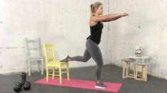 """Für """"The Biggest Loser"""" hat Fitness-Coach Sophia Thiel diesen Trainingsplan entwickelt. In den Videos zeigt und erklärt sie ihre Fitness-Übungen."""