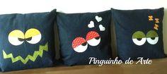 Pinguinho искусство: Fun Подушки