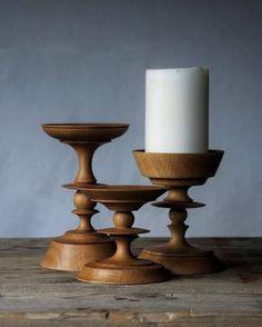 キャンドルと燭台、 冬によく似合う。 #燭台 #キャンドル #candlestick #candle