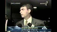 """""""Não estupro porque você não merece"""", diz Bolsonaro a Maria do Rosário"""