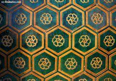 Decorative Tiles, The Forbidden City, Beijing, China