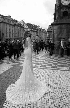 vestido de noiva da Berta