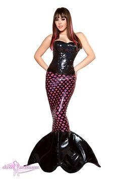 Besuche uns gern auch auf dressme24.com ;-) Meerjungfrau Kostüm Deluxe No.2 - made by Roma USA - Meerjungfrau Kostüm Deluxe No.2- made by Roma USA. Exklusive stäbchenverstärkte Paillettencorsage mit rückseitiger individueller Schnürung. Langer Stretch Lame Rock mit Schwanz. Bitte beachten Sie, das der Rock NICHT geschlitzt ist und somit nur ein Gehen in kleinen Schritten möglich ist. #Damenkostüme, #Faschingskostüme, #Meerjungfrau