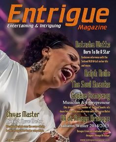 R&B Singer/songwriter Natasha Watts graces the cover of the August 2014 issue.