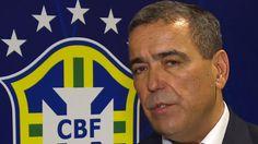 Benê Lima: Marcos Vicente, presidente em exercício da CBF com...