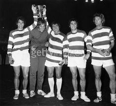 Evening Standard London 5-a side champs. Dave Clement, Phil Parkes, Terry Venables, Gerry Francis and Rodney Marsh. #QPR