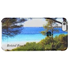 Bristol Beach Uncommon Clearly™ Deflector iPhone 6 Plus Case
