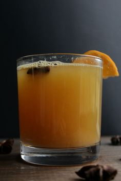 Hot Cider Toddy – Petit Foodie