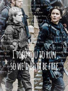 The Hanging Tree Katniss & Peeta