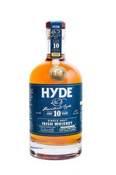 The Whisky Viking: Hyde 10 yo (bottled 2015), No. 1 Presidents Cask, 46 %