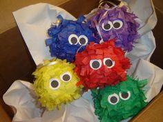 Monster Piñata /Birthday Monster/1st by PinataPinatas on Etsy