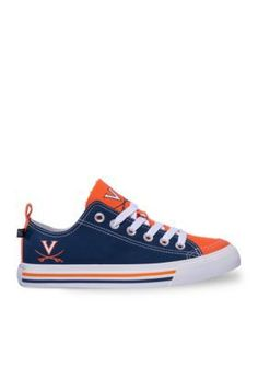 SKICKS  Navy Virginia Unisex Low Top Sneaker