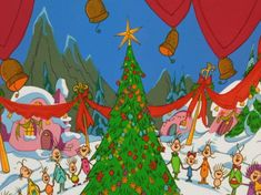 Massive list of nearly every Christmas (and Thanksgiving) movie and TV episode during the 2014 holiday season...