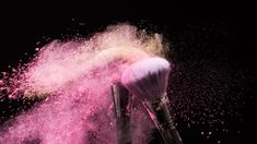 Brushes dusting off colorful powder Free Photo Rimmel, Free Photos, Free Stock Photos, Photo Brush, Makeup Backgrounds, Dust Off, Free Cloud, Ecommerce Website Design, Interesting Faces
