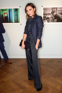 Victoria Beckham - Brooklyn Beckham: 'What I See' Exhibition And Book Launch, London – June 27 2017
