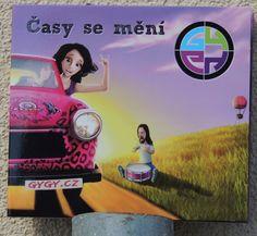 CD GYGY - Časy se mění