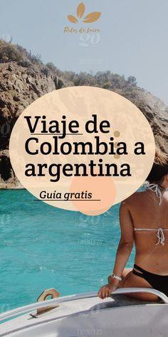 Guía gratis: viaje de Colombia a Argentina.   #colombia #argentina #perú #bolivia #rutadeviaje #guiadeviaje #viajes #mujeresviajeras #viajarbarato Travelling Tips, Traveling, Travel Wall, Bolivia, Places To Visit, Wall Ideas, Trips, Travel Tours