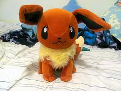 Jake wants a Eevee with floppy ears like this.