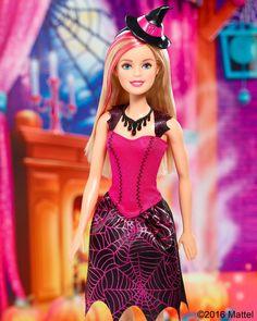 Barbie Halloween, Happy Halloween, Mattel Barbie, Barbie Dolls, Vintage Barbie Clothes, Barbie Life, Creative Costumes, Barbie Fashionista, Every Girl