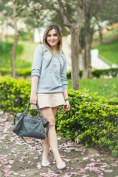 Look by Lu Ferreira | Chata de Galocha!