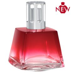 Lampe Berger Lamp - Polygone Red *** Read more at the image link. (This is an affiliate link and I receive a commission for the sales) Paris, Red Shop, Glass Vessel, Oil Lamps, Colour Schemes, Marsala, Fragrance Oil, Colorful Decor, Decoration