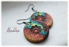 polymer clay by i jamaica