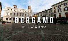 Itinerario veloce per visitare Bergamo Alta in 1 giorno