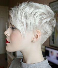 Korta frisyrer falla! -Gorgeous! - Kort Har