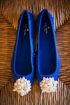 blue flat wedding shoes,flat bridal shoes,pretty Flats for Every Summer Bride,wedding sandals,flats wedding shoes