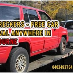 Wreck your unwanted cars for cash with Ali Wreckers