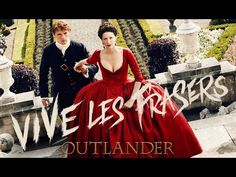New Interview of Sam Heughan, Tobias Menzies and Caitriona Balfe with HFPA - Outlander: The Cast on Season Two