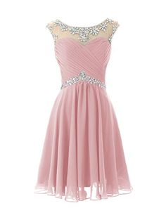 Dresstells Short Prom Dresses Sexy Homecoming Dress for J...